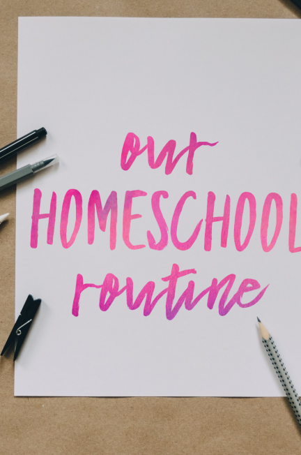Meal Planning for the Homeschool Mom